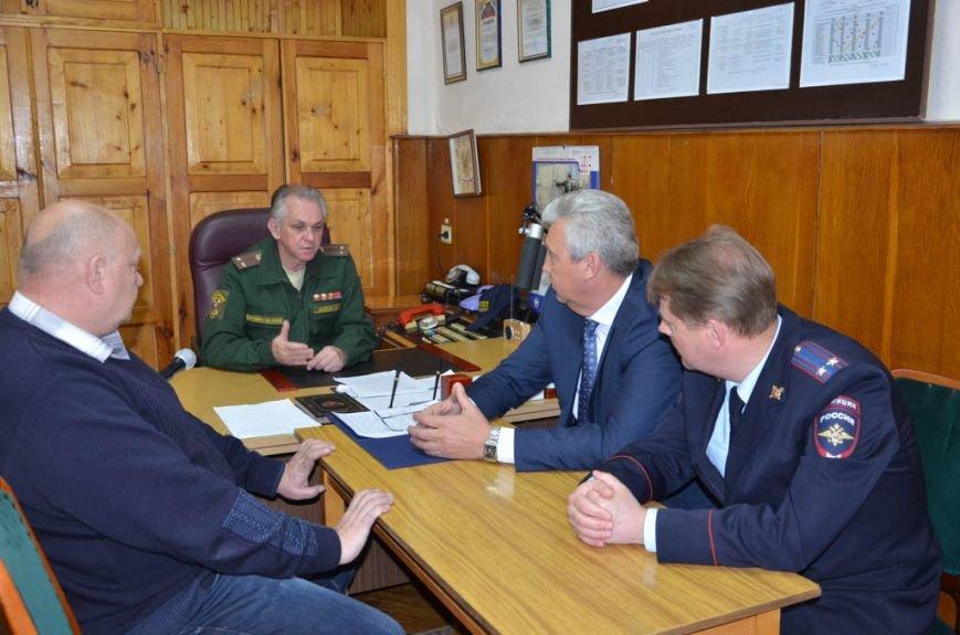 1 апреля в Ялтинском регионе стартовал весенний призыв (1)