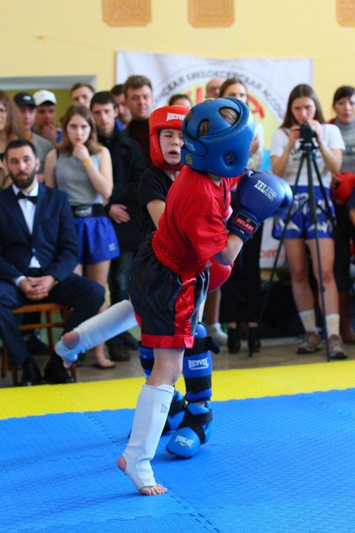 В Краматорске прошел открытый чемпионат Донецкой области по кикбоксингу WKA, фото-4