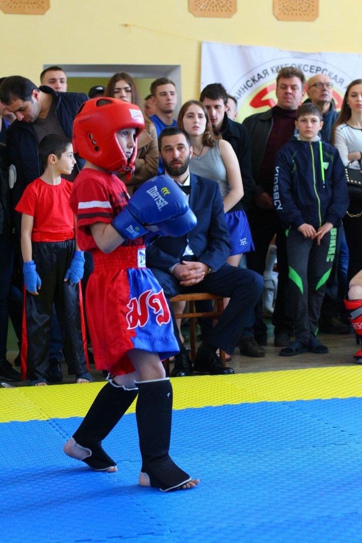В Краматорске прошел открытый чемпионат Донецкой области по кикбоксингу WKA, фото-1
