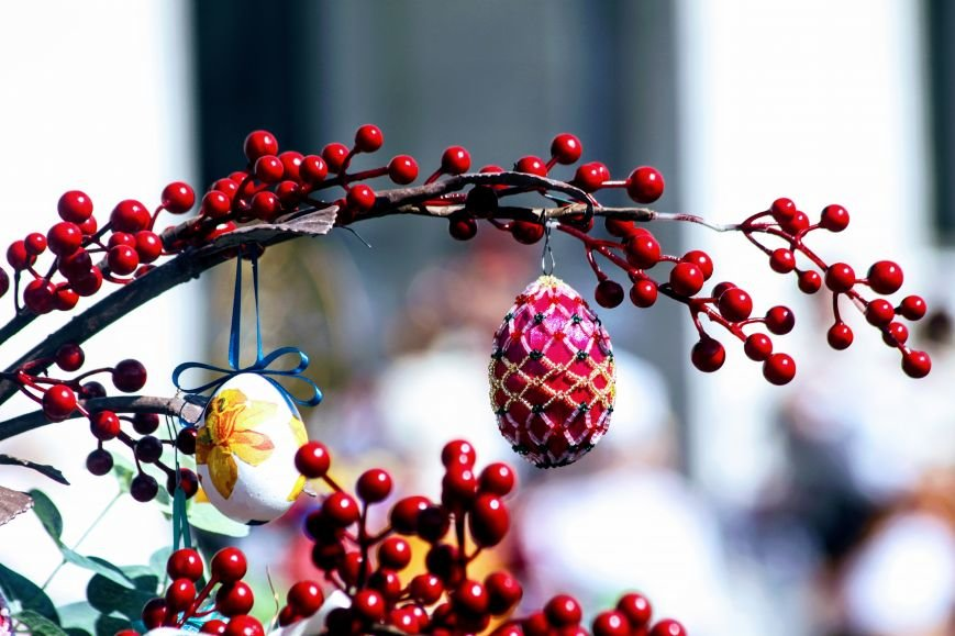 Ужгород розпочинає святкувати Великдень масштабним фестивалем писанок на Народній: фоторепортаж, фото-2