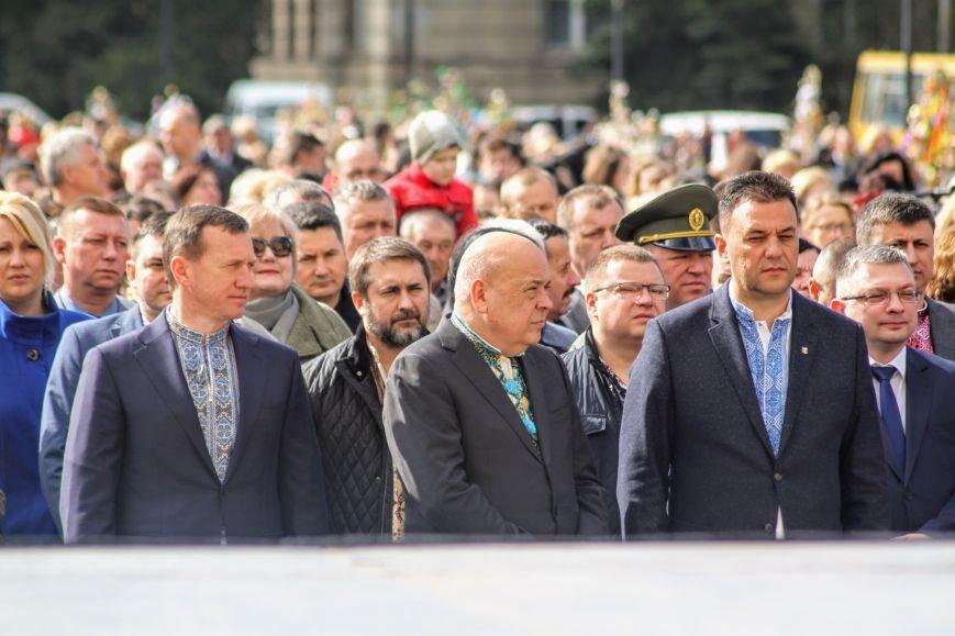 Ужгород розпочинає святкувати Великдень масштабним фестивалем писанок на Народній: фоторепортаж, фото-3