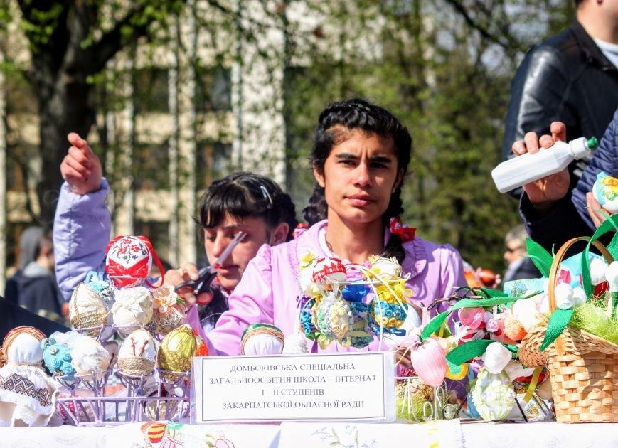 Ужгород розпочинає святкувати Великдень масштабним фестивалем писанок на Народній: фоторепортаж, фото-15