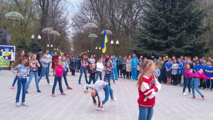 В парке им. Горького отметили Всемирный День Здоровья, фото-3