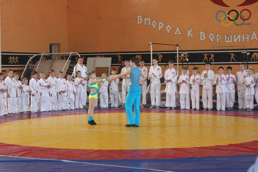 Спортсмены Покровска и Мирнограда успешно выступили на Чемпионате по Косики каратэ в Лисичанске, фото-1