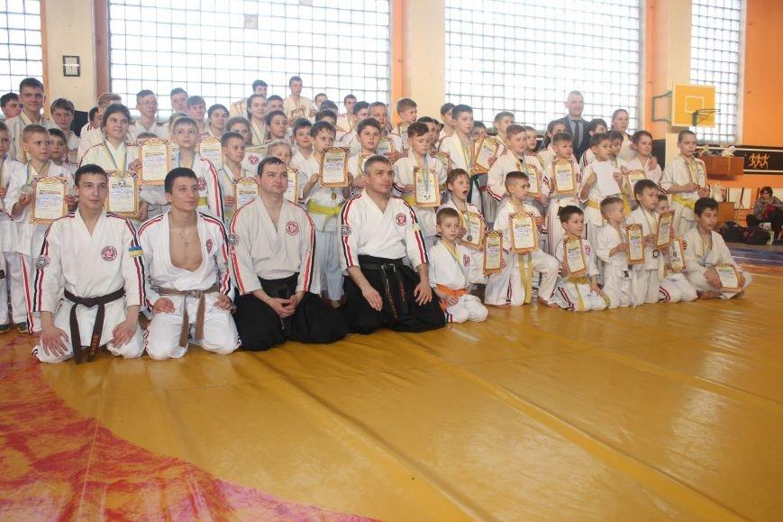 Спортсмены Покровска и Мирнограда успешно выступили на Чемпионате по Косики каратэ в Лисичанске, фото-3