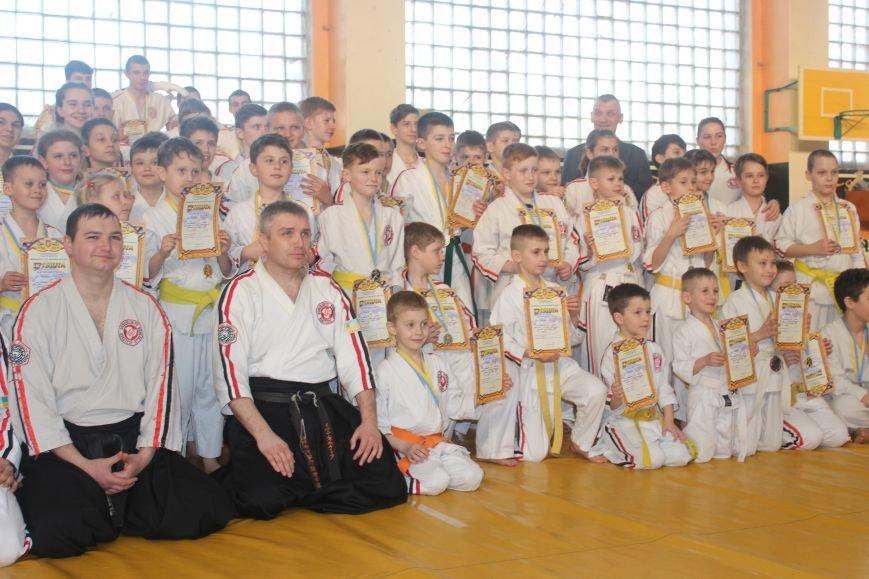 Спортсмены Покровска и Мирнограда успешно выступили на Чемпионате по Косики каратэ в Лисичанске, фото-4