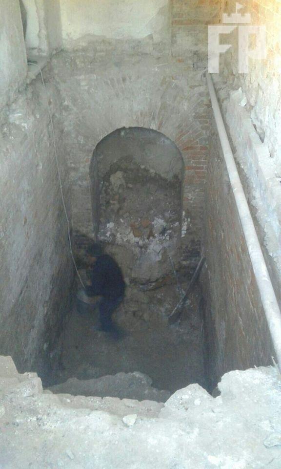 В Васильевском замке - музее «Усадьба Попова» продолжаются раскопки, фото-1