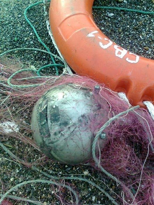 В Мариуполе в море обнаружена мина (ФОТО), фото-7