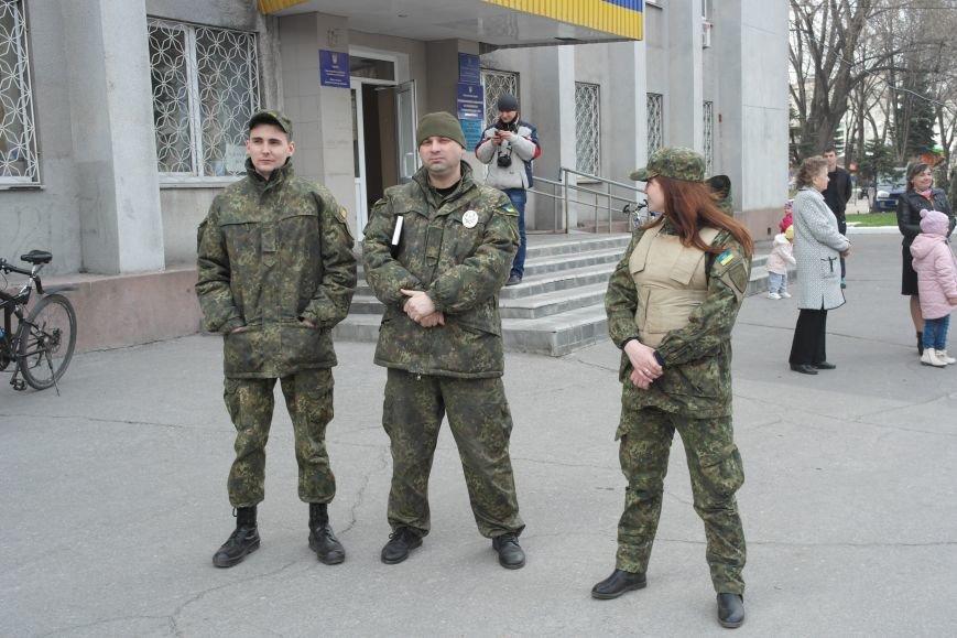 """""""Требушкин - мэр от Бога"""": под таким лозунгом прошел митинг в Покровске, фото-28"""