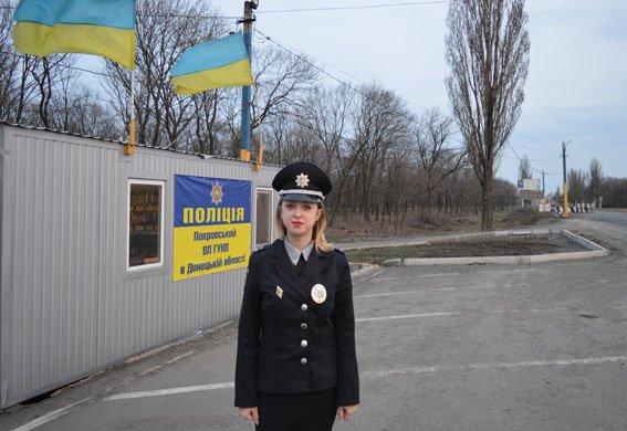 Вячеслав Аброськин проверил несение службы на блокпосту в Покровске, фото-1
