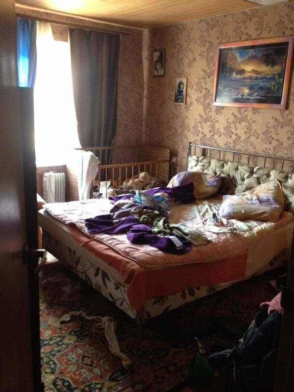 В Краматорске двухлетний ребенок выпал с балкона многоэтажки, фото-3