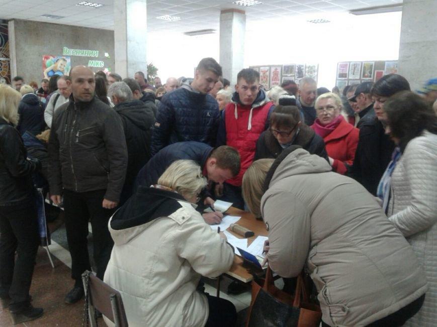 В Каменском снова отзывают депутатов, фото-2