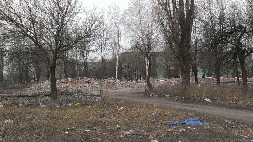 Вместо детсада - свалка: жители Мирнограда возмущенны бездействием городских властей, фото-1