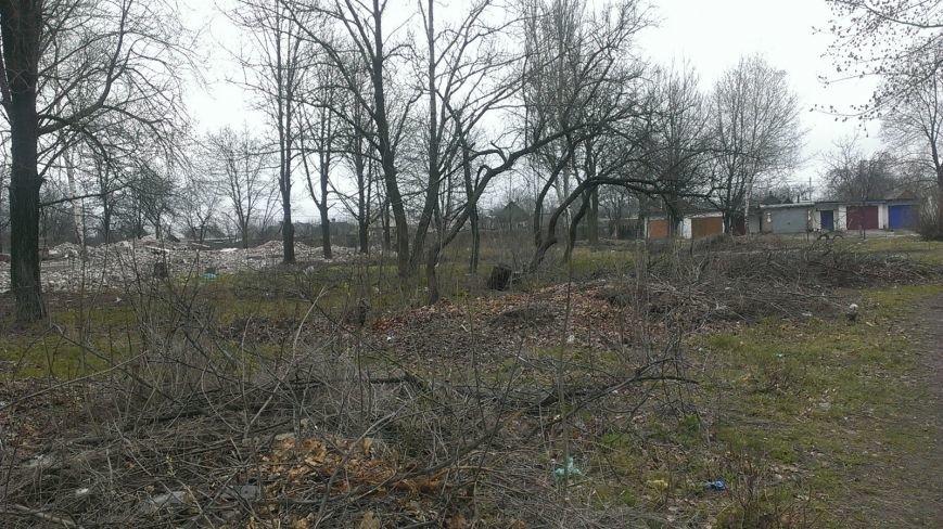 Вместо детсада - свалка: жители Мирнограда возмущенны бездействием городских властей, фото-10