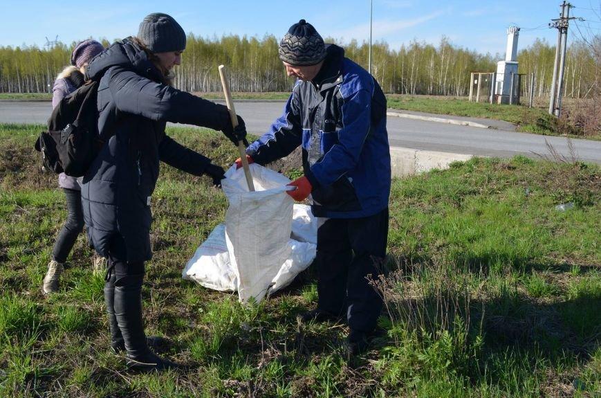 Новоград-Волинський район долучився до акції «За чисте довкілля», фото-2