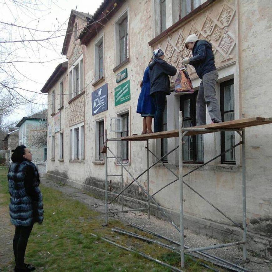 """В Херсонской области обновляют """"каменные вышиванки"""" (фото), фото-1"""