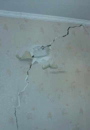 Одесса проваливается в катакомбы: На Слободке в домах пошли трещины (ФОТО), фото-3