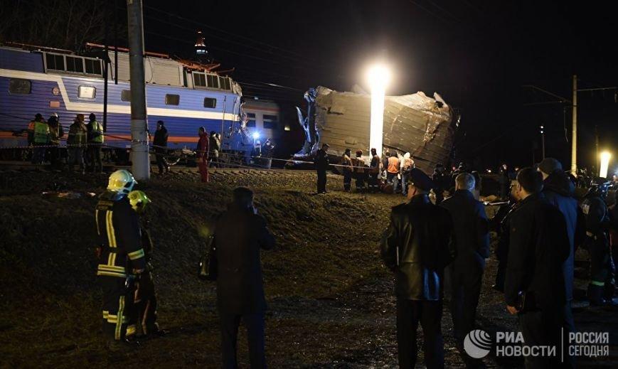 Поезд Москва - Брест столкнулся с электричкой: десятки пострадавших. ФОТО, фото-2