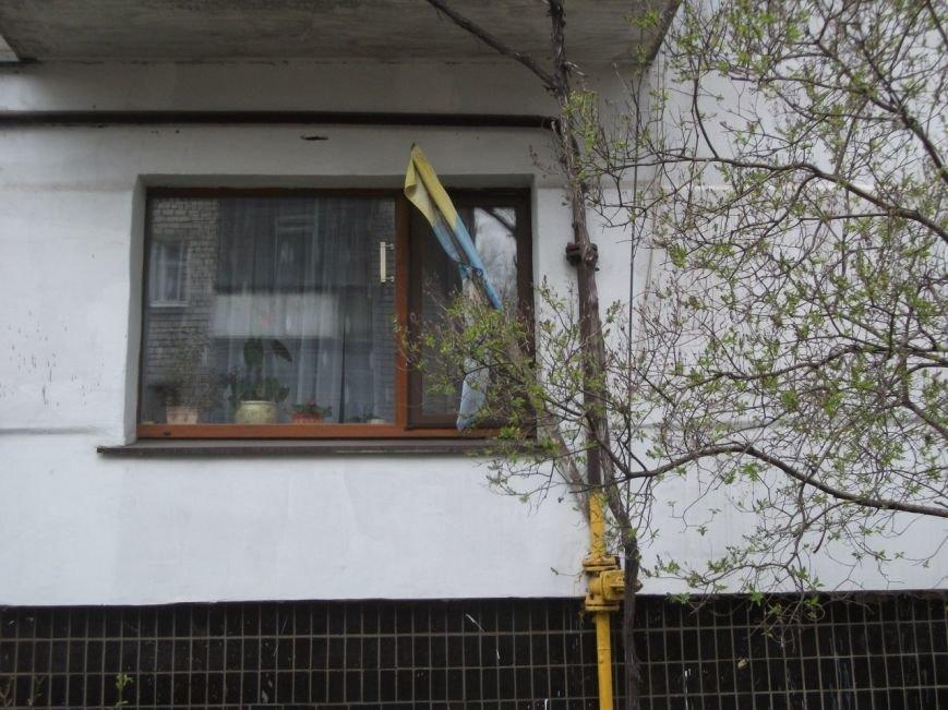 Каменчане на улице Освитней продолжают блокировать установку общедомового газового счетчика, фото-7