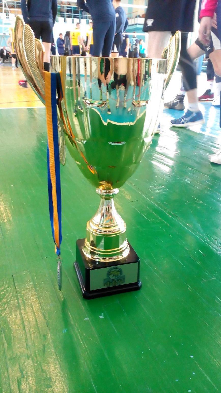 Волейболисты Бахмута заняли второе место в Чемпионате Украины (ДОПОЛНЕНО), фото-1