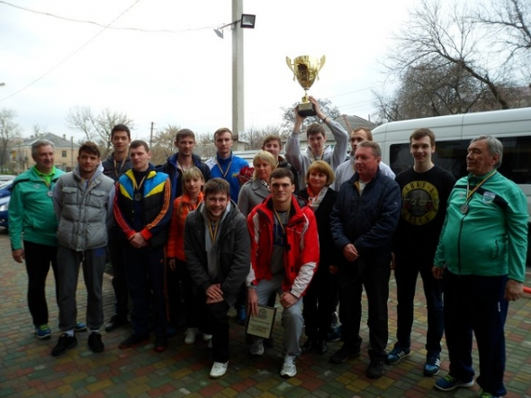 Волейболисты Бахмута заняли второе место в Чемпионате Украины (ДОПОЛНЕНО), фото-4