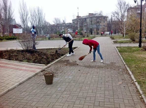 Городская акция «Чистый город» продолжается, фото-2