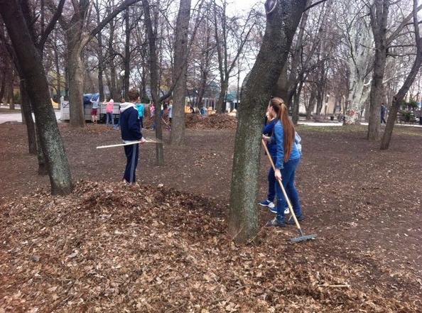 Городская акция «Чистый город» продолжается, фото-3