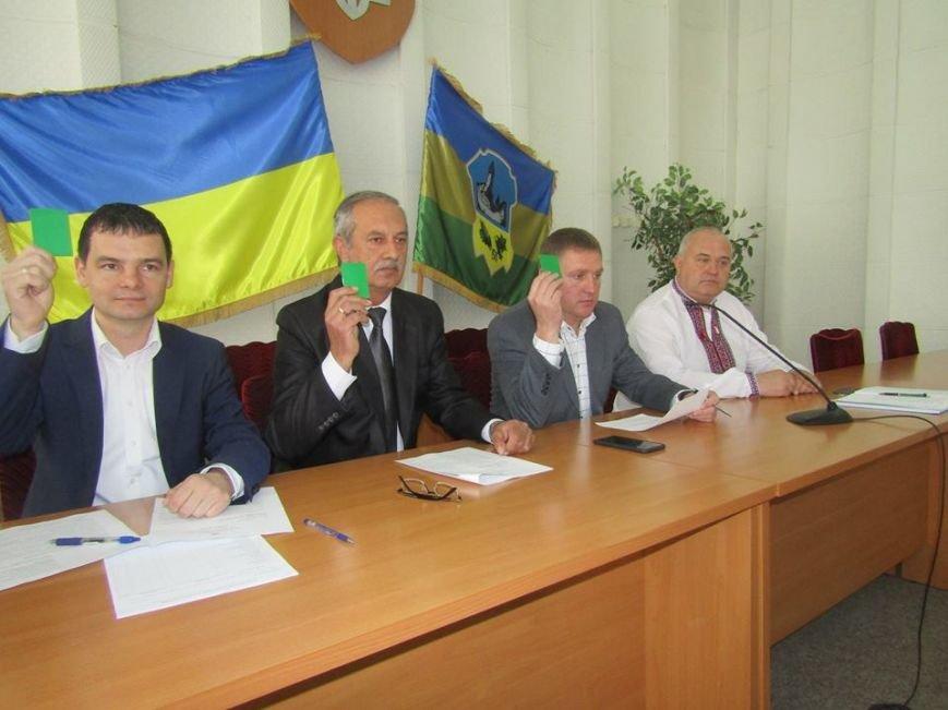Ужгородська районна рада звернулася до Києва з приводу абонплати за газ: фото, фото-1