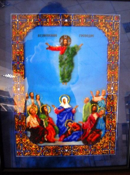 Выставка икон в Бахмуте, фото-1