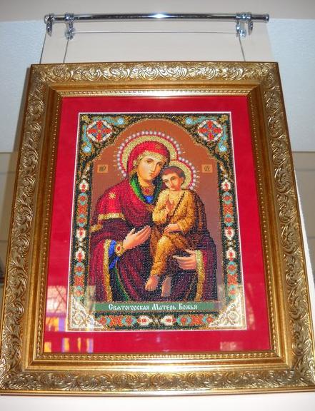 Выставка икон в Бахмуте, фото-2