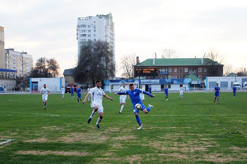 «Энергомаш» обыграл «Рязань», фото-10