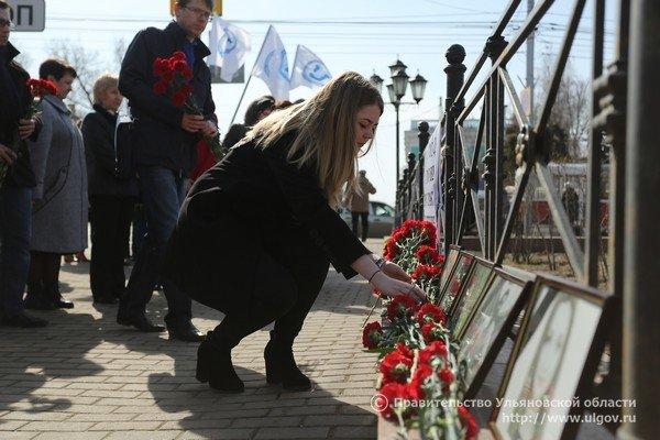 Ульяновцы почтили память погибших в результате теракта в метро. ФОТО, фото-2