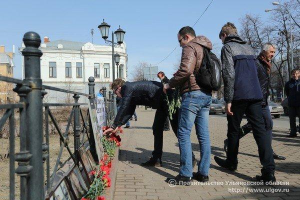 Ульяновцы почтили память погибших в результате теракта в метро. ФОТО, фото-1