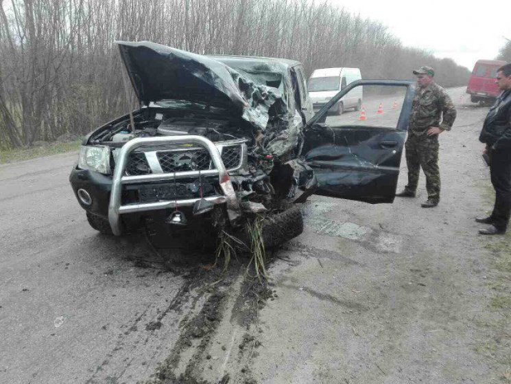 Тринадцять постраждалих в результаті ДТП на Хмельниччині, фото-1