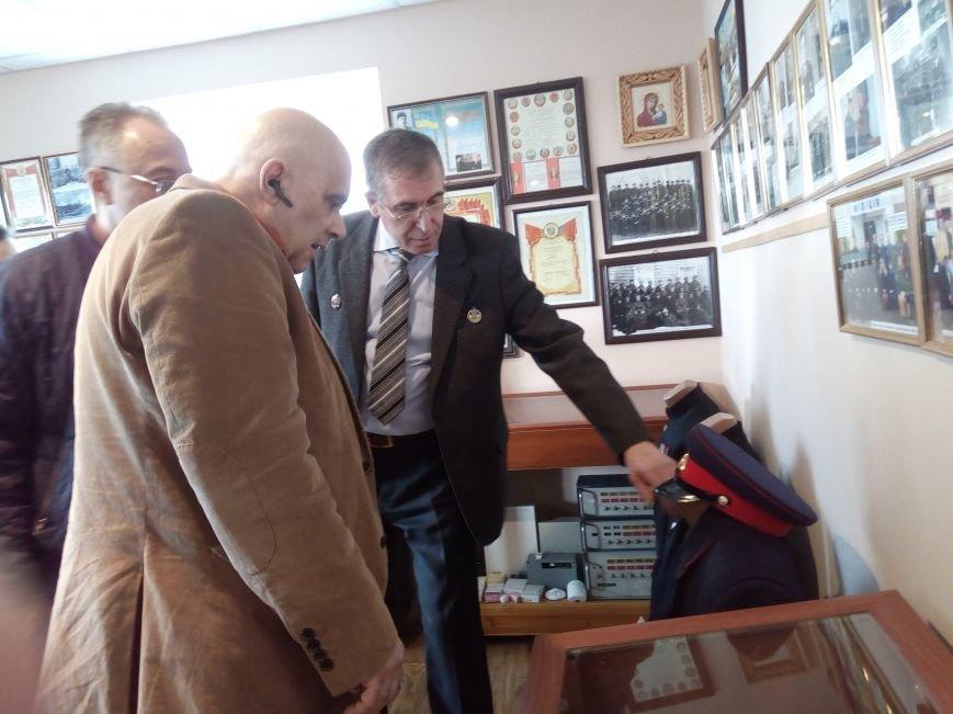 Конотопську поліцію відвідав представник ОБСЄ (ФОТО), фото-2