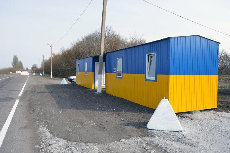 Пункт проверки транспорта в Покровске приведен к стандартам безопасности и удобства, фото-3