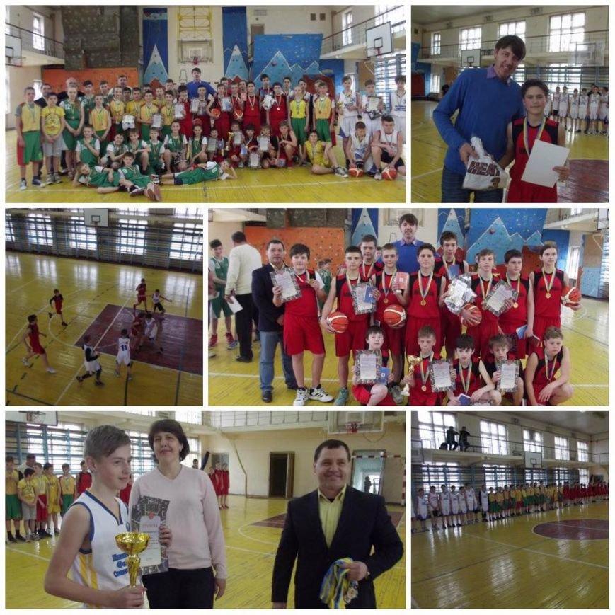Всеукраинский  юношеский  баскетбол в Никополе, фото-1