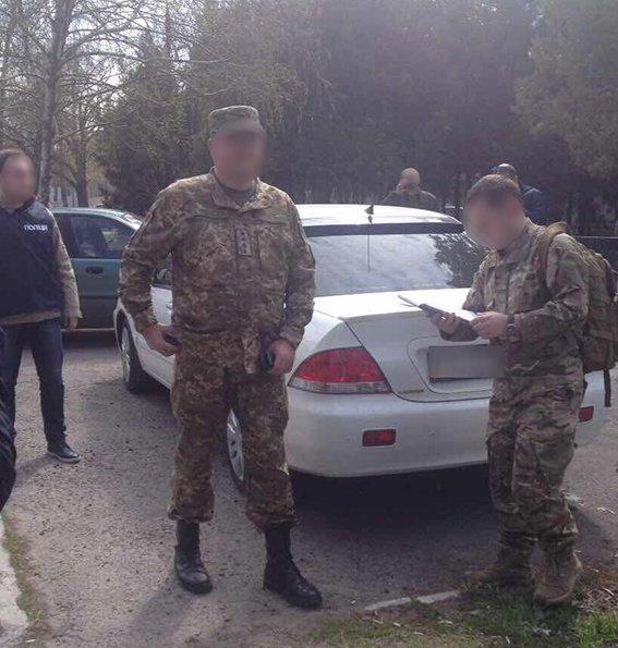 Задержание заместителя военного комиссара  в Мариуполе. Подробности (ФОТО), фото-3
