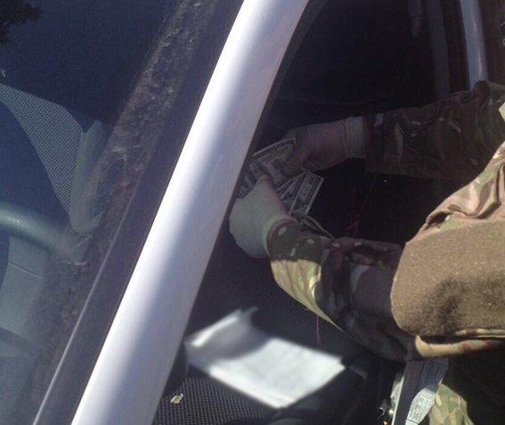 Задержание заместителя военного комиссара  в Мариуполе. Подробности (ФОТО), фото-2