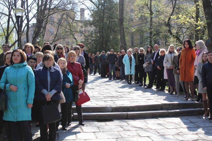Міжнародний день визволення в'язнів фашистських концтаборів (фоторепортаж), фото-3