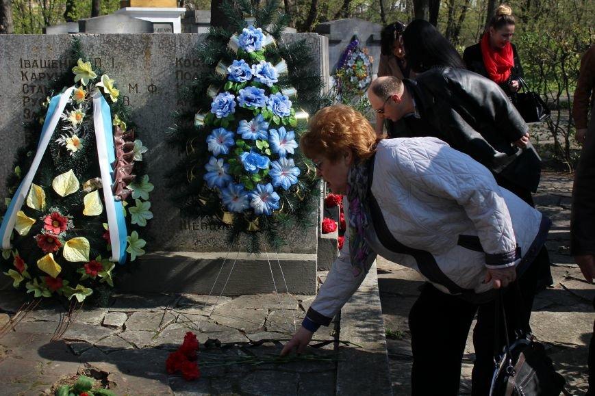 Міжнародний день визволення в'язнів фашистських концтаборів (фоторепортаж), фото-2