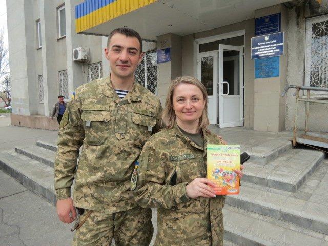 Учреждения образования Покровска и района получили учебную литературу от ВСУ, фото-4