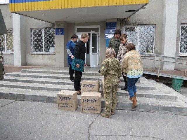 Учреждения образования Покровска и района получили учебную литературу от ВСУ, фото-7
