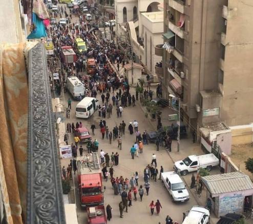 Харьковчане не боятся лететь в Египет после терактов в христианских церквях (ФОТО), фото-1