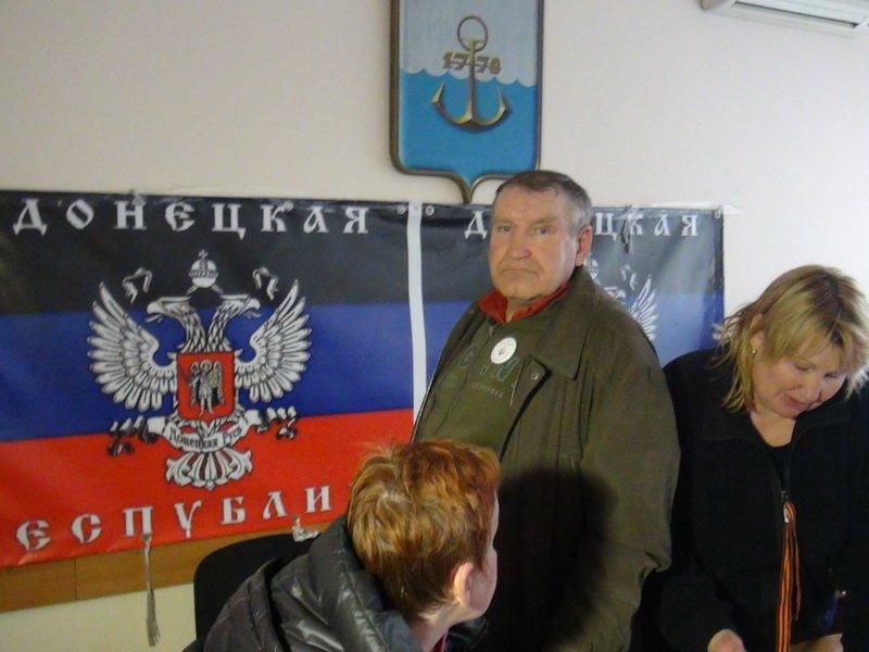 сепаратисты в мэрии