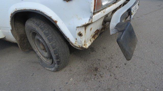 В Покровске произошло ДТП: скутер столкнулся с автомобилем, фото-3
