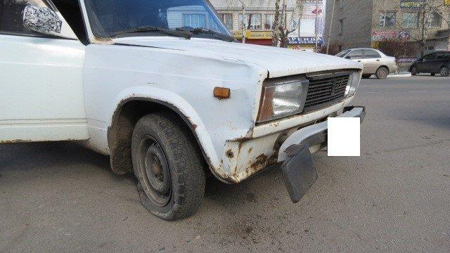 В Покровске произошло ДТП: скутер столкнулся с автомобилем, фото-5