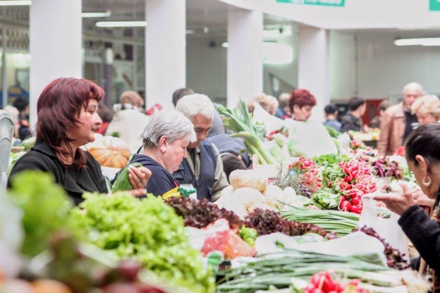 Скільки ужгородцям коштуватиме Пасха: репортаж з «Зеленого базару», фото-12