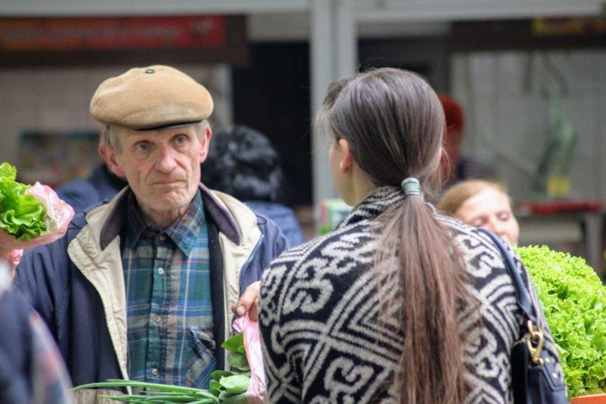 Скільки ужгородцям коштуватиме Пасха: репортаж з «Зеленого базару», фото-7