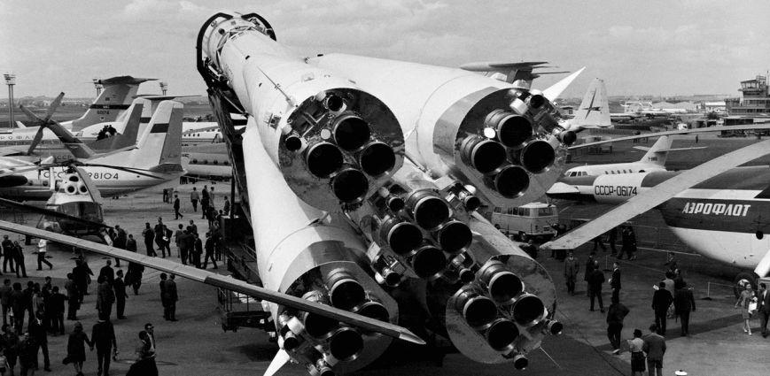 В этот день впервые человек совершил полет в космос, фото-1